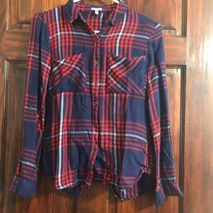 Button Shirt Flannel